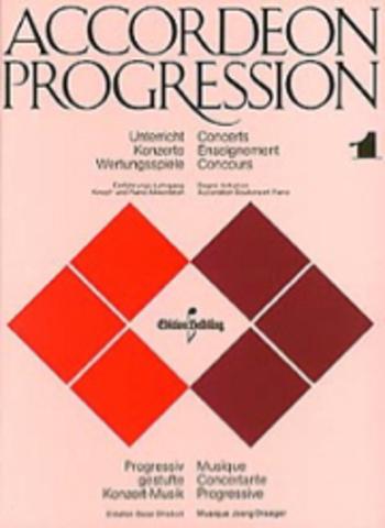 Accordeon Progression 1 - Draeger