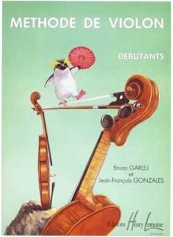 GARLEJ / GONZALES Les As du violon Vol.1