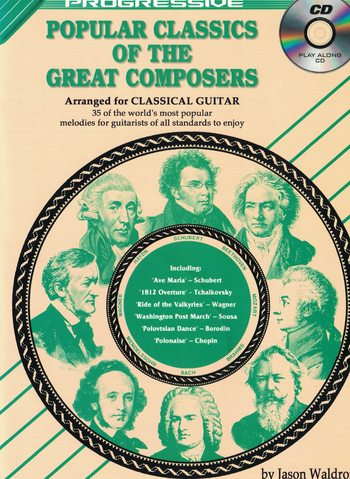 POPULAR CLASSICS OF THE GREAT COMPOSERS VOLUME 3