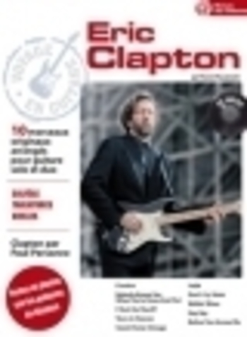VOYAGE EN GUITARE CLAPTON