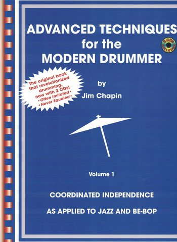ADVANCED TECHNIQUES MODERN DRUMMER