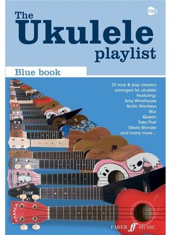 UKULELE PLAYLIST - BLUE BOOK