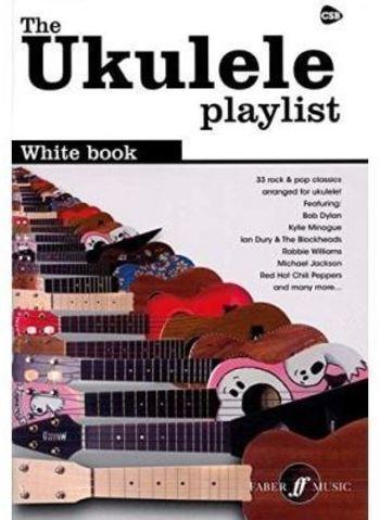 UKULELE PLAYLIST - WHITE BOOK