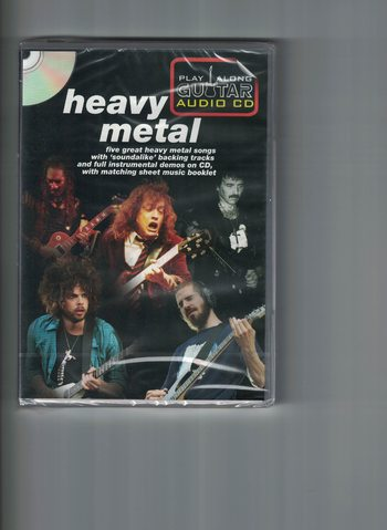 HEAVY METAL GUITAR PLAY-ALONG