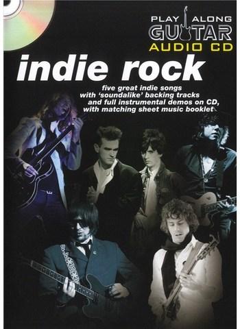 INDIE ROCK GUITAR PLAY-ALONG