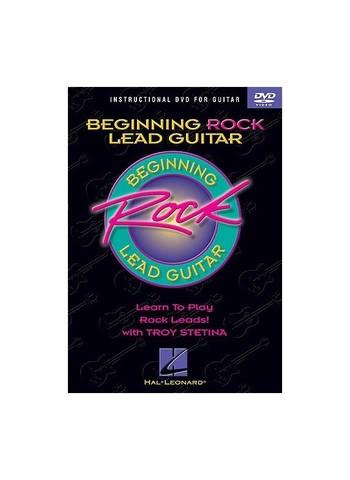 BEGINNING ROCK LEAD GUITAR - TROY STETINA