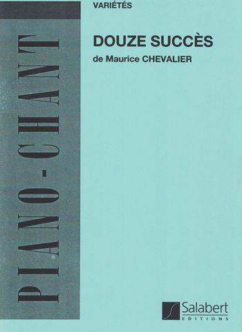 MAURICE CHEVALIER - DOUZE SUCCES