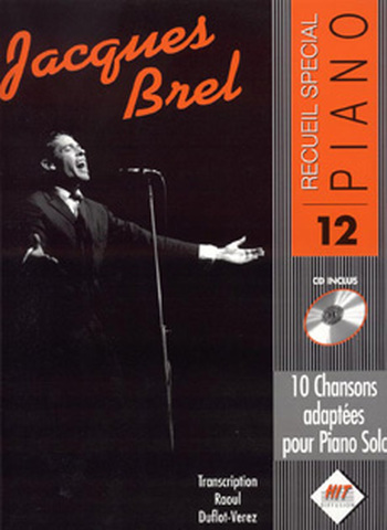 JACQUES BREL - SPECIAL PIANO