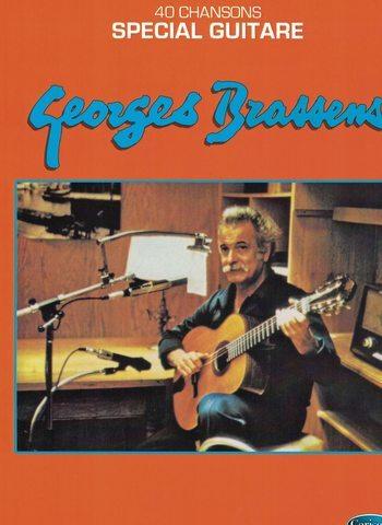 GEORGES BRASSENS - 40 CHANSONS SPECIAL GUITARE - ALBUM 1