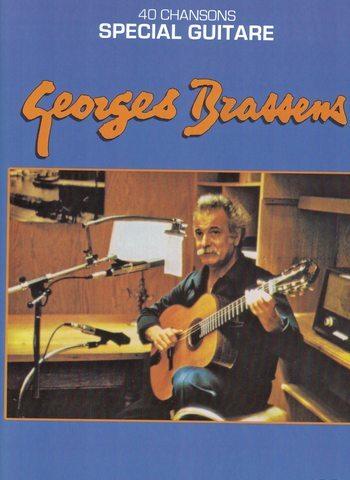 GEORGES BRASSENS - 40 CHANSONS SPECIAL GUITARE - ALBUM 2