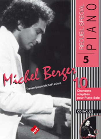 MICHEL BERGER - SPECIAL PIANO