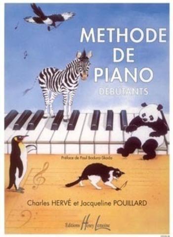 Pouillard Méthode de piano débutants
