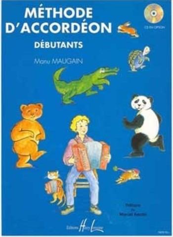 MAUGAIN Manu  Méthode d'accordéon Vol.1