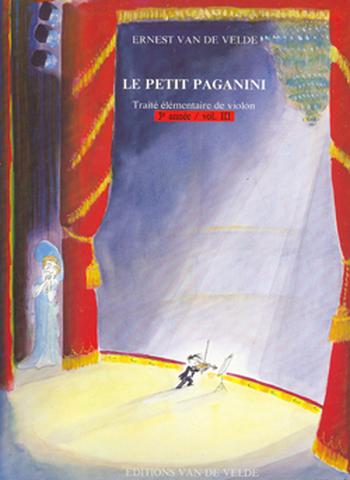 VAN de VELDE Ernest  Petit Paganini Vol.3