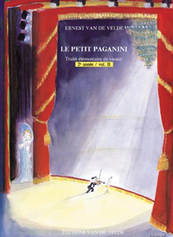 VAN de VELDE Ernest  Petit Paganini Vol.2