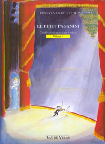 VAN de VELDE Ernest  Petit Paganini Vol.1