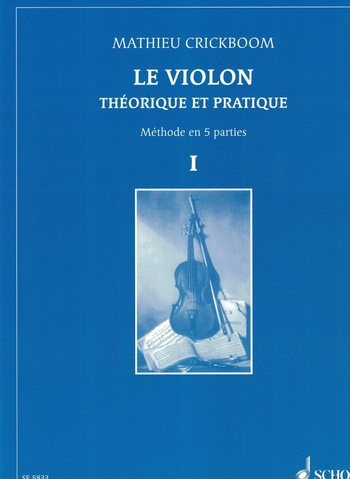 CRICKBOOM - LE VIOLON VOLUME 1