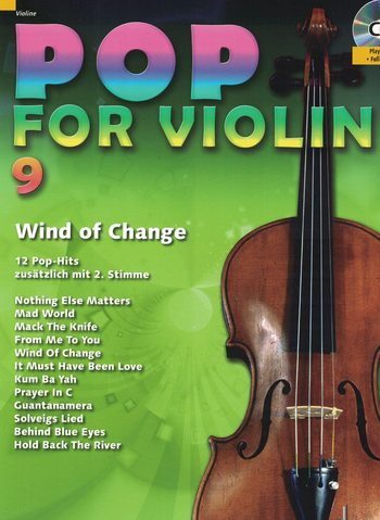 POP FOR VIOLIN 9