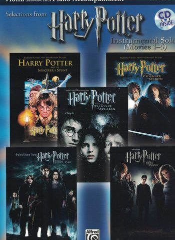 HARRY POTTER - SELECTIONS