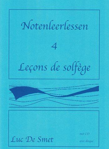 LUC DE SMET - NOTENLEERLESSEN 4