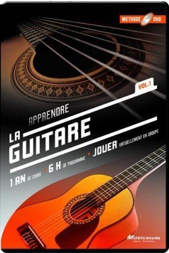 APPRENDRE LA GUITARE VOLUME 1