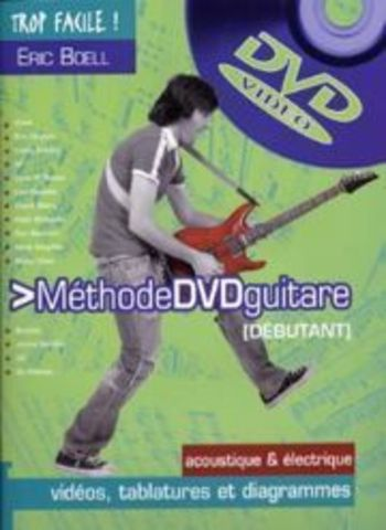 METHODE DVD GUITARE - TROP FACILE !