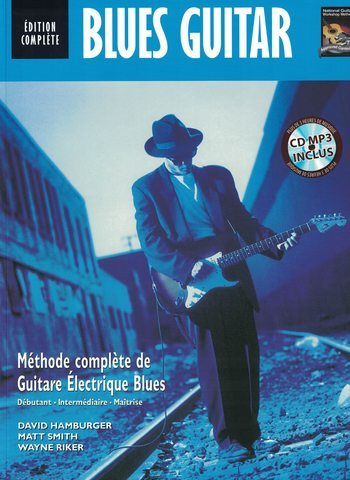 BLUES GUITAR - EDITION COMPLETE