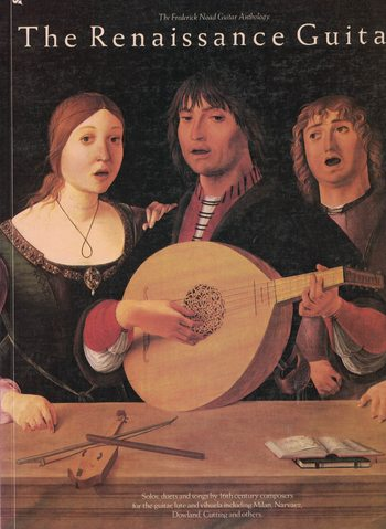 THE RENAISSANCE GUITAR - NOAD