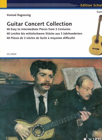 RAGOSSNIG - GUITAR CONCERT COLLECTION