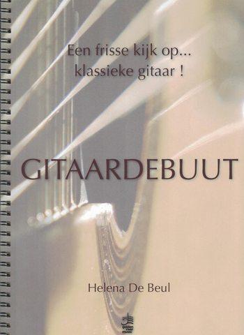 HELENA DE BEUL - GITAARDEBUUT