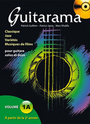 GUITARAMA VOL 1A