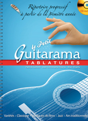 PETIT GUITARAMA - TABLATURES