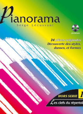 PIANORAMA - HORS SERIE 1 - Les Clés du Répertoire
