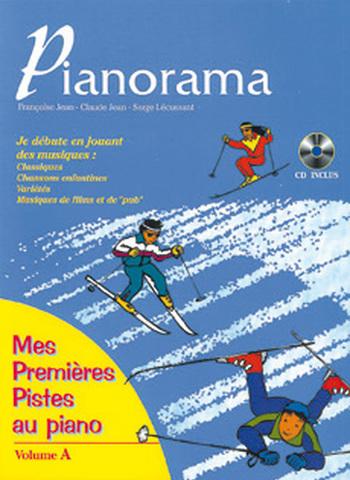 PIANORAMA - MES PREMIERES PISTES