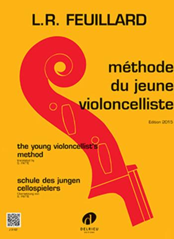 FEUILLARD Louis R.  Méthode du jeune violoncelliste