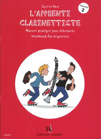 HUE - L'APPRENTI CLARINETTISTE VOLUME 2
