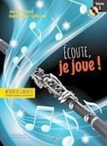 ECOUTE JE JOUE ! VOLUME 3