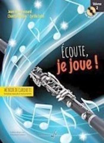 ECOUTE JE JOUE ! VOLUME 2