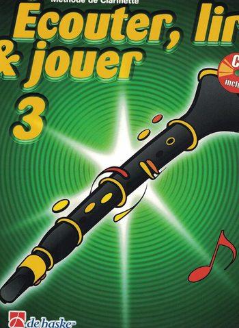ECOUTER LIRE JOUER 3