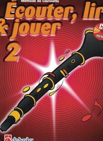 ECOUTER LIRE JOUER 2