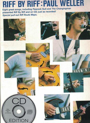 Paul Weller : Riff by riff
