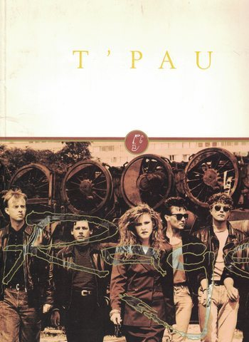 T'PAU - Rage / PVG