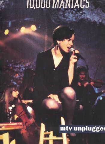 10.000 MANIACS - MTV UNPLUGGED