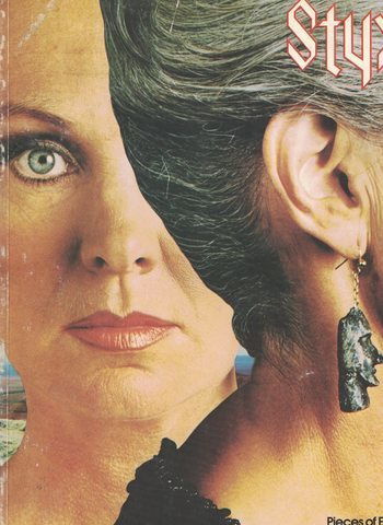 STYX - PIECES OF EIGHT / PVG