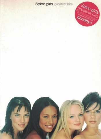 SPICE GIRLS - GREATEST HITS / PVG