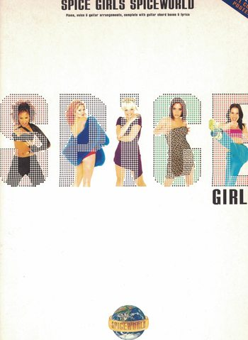 SPICE GIRLS - SPICEWORLD / PVG