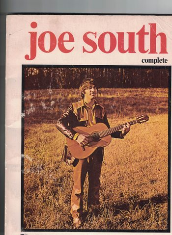 JOE SOUTH - COMPLETE / PVG