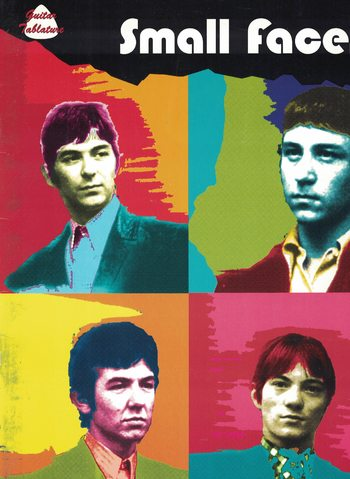 SMALL FACES / GUITAR TABLATURE