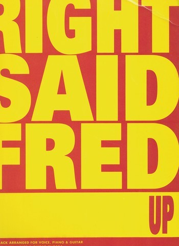 RIGHT SAID FRED - UP / PVG