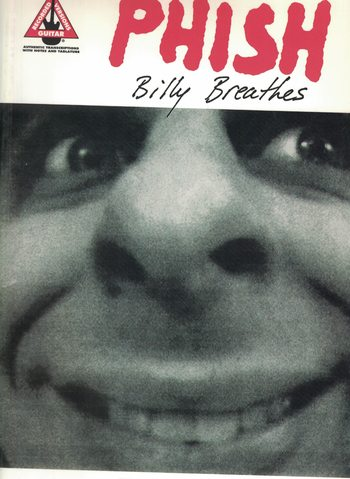 PHISH - BILLY BREATHES / GUITAR